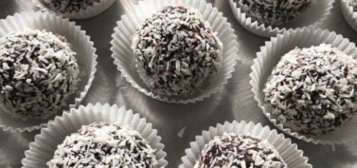 כדורי שוקולד מעולים