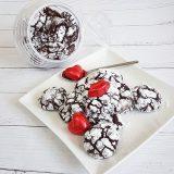 עוגיות שוקולד סדוקות