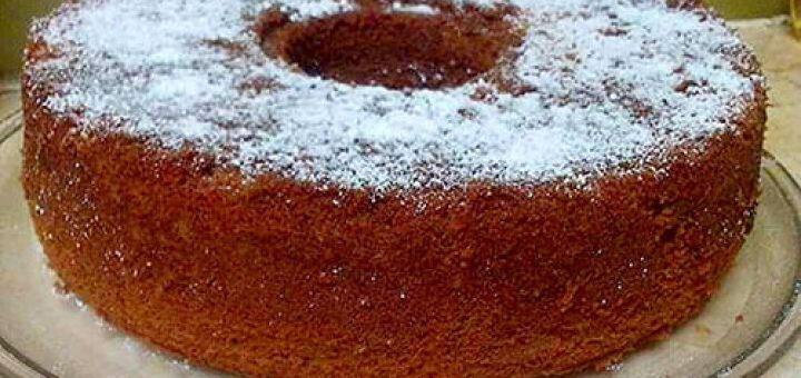 עוגת תפוזים קלה